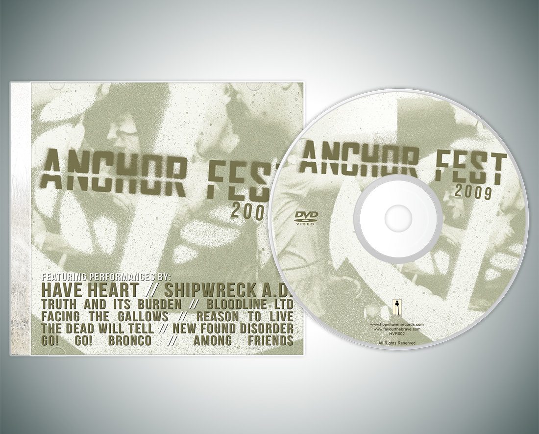 CD AnchorFest